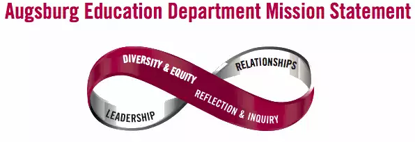 Augsburg Education Department Mission Statement