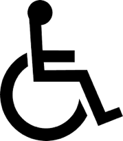 symbol for wheelchair