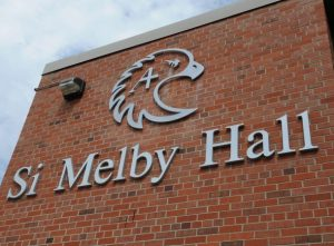 Si Melby Hall