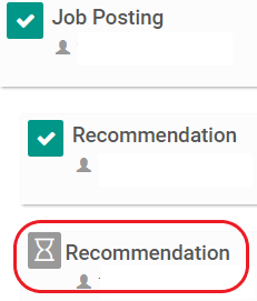 Waiting Recommendation