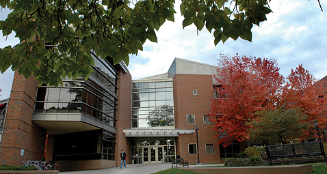 Picture of Lindell Library