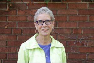 Portrait of Sarah Griesse, Dean of Students